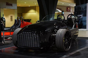 This Utah-Based Company Just Built An Affordable EV Performance Car