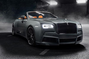 A Rolls-Royce Should Look Ridiculous With A Widebody Kit