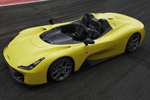The Dallara Stradale Is An Ultra-Light, 400-HP Sports Car Inspired By Lotus