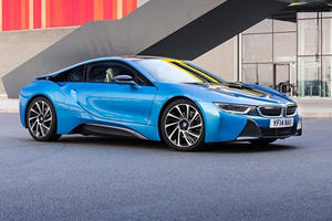 You Can Now Buy A BMW i8 For Around Half Its Original Price
