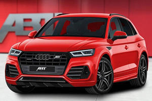 This Is The Next Best Thing To An Audi RS Q5