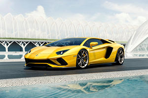 2018 Lamborghini Aventador S Coupe Review
