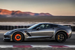 Chevrolet Offers $9,000 Discount On Corvette Z06
