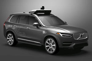 Volvo To Supply Uber With Tens Of Thousands Of Self-Driving Cars