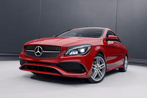 2018 Mercedes-Benz CLA Review