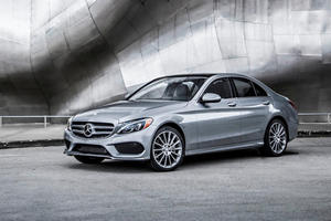 2018 Mercedes-Benz C-Class Sedan Review