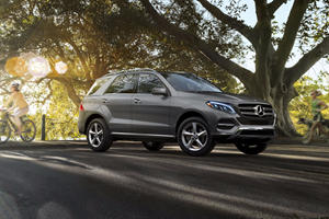 2018 Mercedes-Benz GLE SUV Review