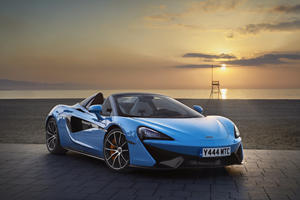 2018 McLaren 570S Spider Review