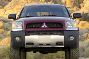 Mitsubishi Getting Serious About A New Pickup Truck For America?