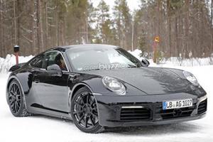 Next-Gen Porsche 911 Turbo S Could Get 630-HP To Fight Ferrari