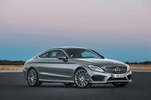 2018 Mercedes-Benz C-Class Coupe Review