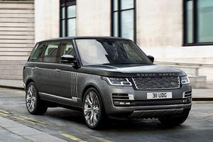 Meet The New Range Rover SVAutobiography