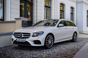2018 Mercedes-Benz E-Class Wagon Review