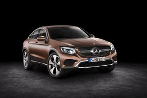 2018 Mercedes-Benz GLC Coupe Review