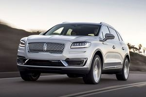 Lincoln Nautilus Leaks Before LA Auto Show Reveal
