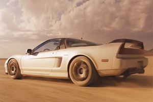 Prepare Yourself To Experience The Perfect First-Generation Acura NSX