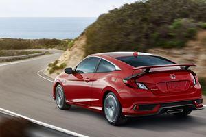 2018 Honda Civic Si Coupe Review