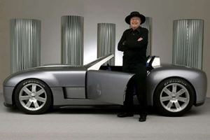 The 2004 Shelby Cobra Concept's Engineer Just Bought His Creation