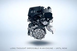 Infiniti Rolls Out Variable Compression Ratio Engine, Subsequently Drops Mic