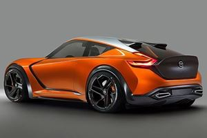Contrary To Popular Belief, Nissan Has Not Given Up On A 370Z Successor