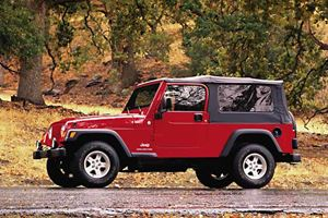 2011 Jeep Wrangler - Overview