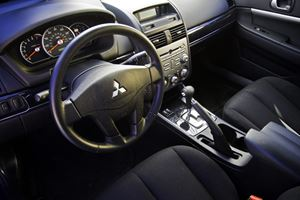 Mitsubishi Galant has been Trimmed and Still not the Best Choice