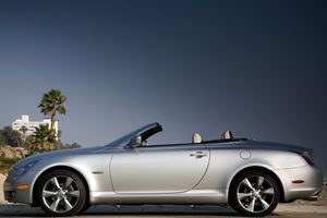 Lexus SC - Discontinues After July 2010