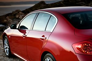 Infiniti G37 Sedan Overview