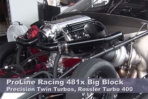 3500+HP Twin Turbo Mustang! You better check this out!