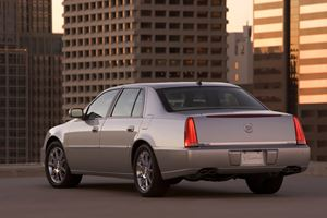 2011 Cadillac DTS- The Only Remaining FWD in the Caddie Lineup