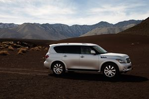 Infiniti QX56 - Newly Redesigned for 2011