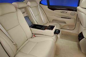 2011 Lexus LS - The Temptation Car