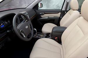Hyundai Santa Fe - Mid-size SUV