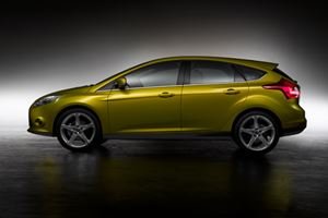 Upcoming: 2012 Ford Focus