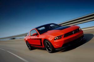 Upcoming: 2012 Ford Mustang Boss 302