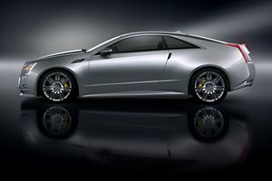 Look Out for the Cadillac CTS Coupe in 2011!