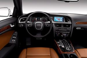 New Audi A4 Grows in Size