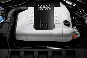 Q7 Delivers in Diesel Technology
