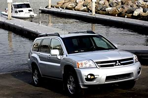 2011 Mitsubishi Endeavor is All New