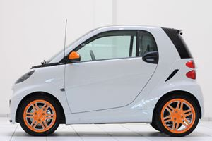 2011 Smart ForTwo BRABUS Coupe - Slightly Modified