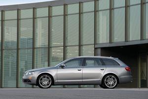 Audi A6 Avant Wagon Review