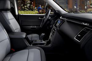 Flex Could Takeover Minivan Territory