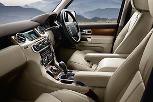 Changes to the 2010 Land Rover LR4