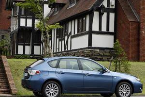 2011 Subaru Impreza Hatchback Review