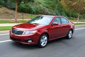 The Kia Optima - Improved and Affordable