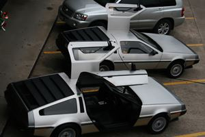 Voices from the Grave: Delorean and Pontiac