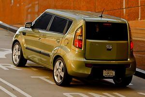 Kia Soul - An Offbeat Styled Car