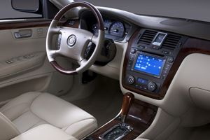 GM's Largest Sedan- The 2010 Cadillac DTS