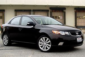 Kia Forte - Classy and Affordable