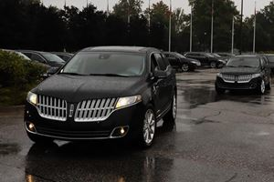 With Mercury Out, Lincoln Goes Upscale